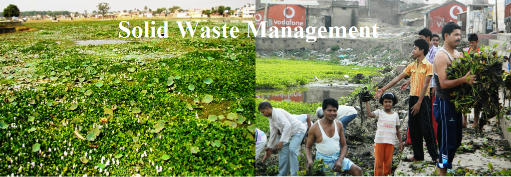 Solid waste management in Ranchi