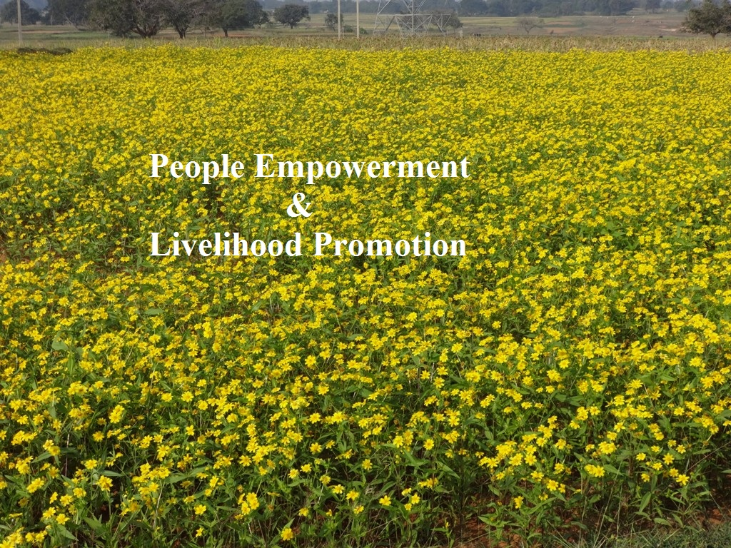 CSER-People empowerment in Ranchi